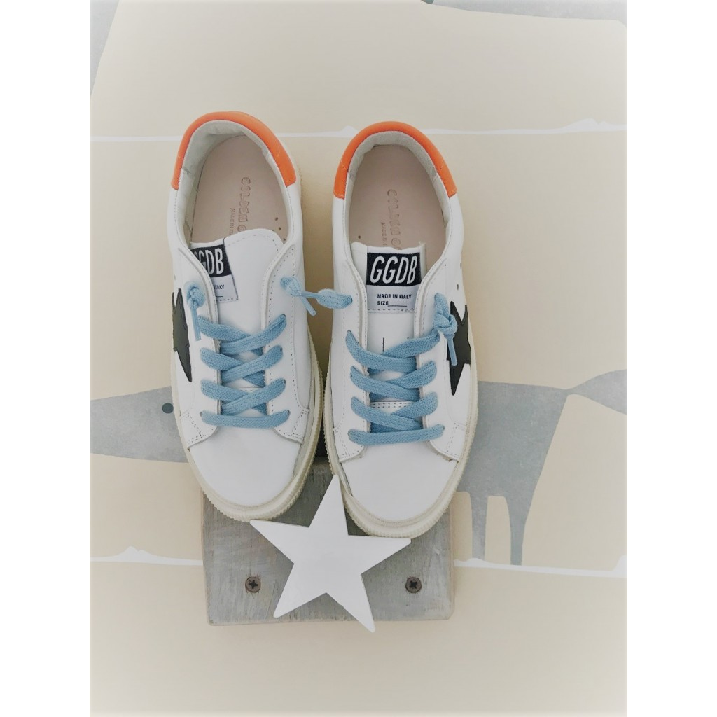 MAY FLUO GOLDEN GOOSE