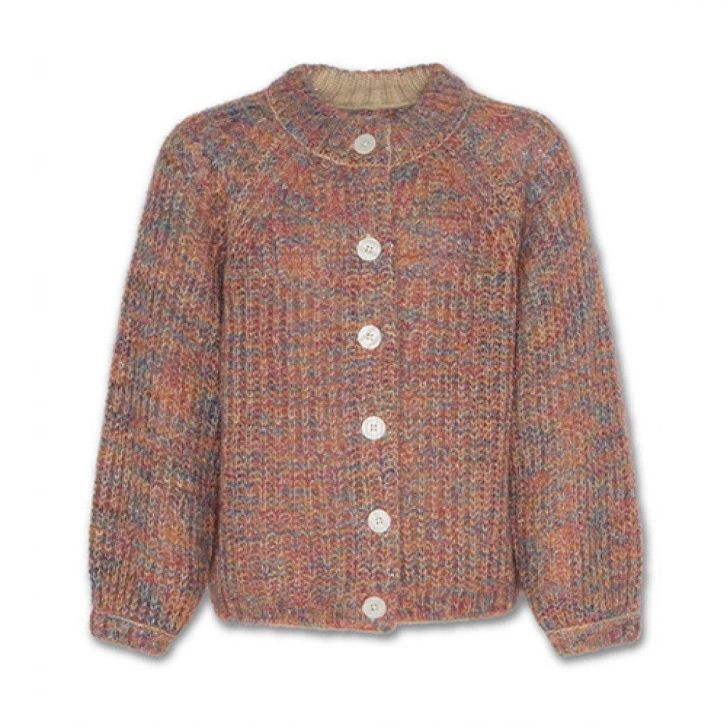 CARDIGAN LUREX American outfitters